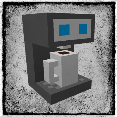 Coffee Spawner Mod for Minecraft 1