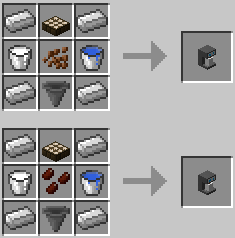 Coffee Spawner Mod for Minecraft 3