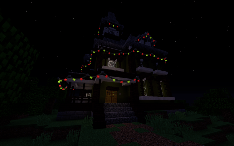 Fairy Lights Mod for Minecraft 1