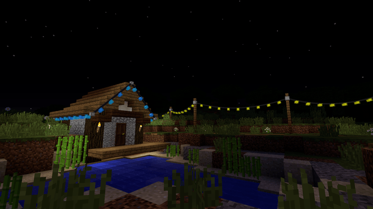 Fairy Lights Mod for Minecraft 3