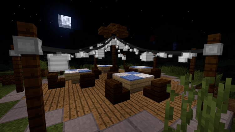 Fairy Lights Mod for Minecraft 4
