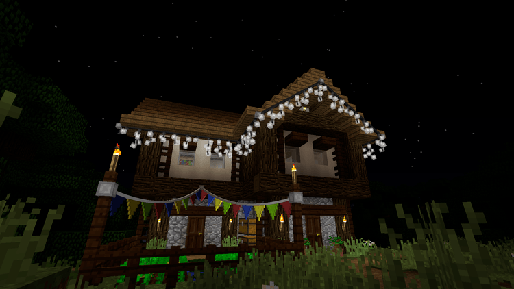 Fairy Lights Mod for Minecraft 7