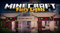 Fairy Lights Mod for Minecraft Logo
