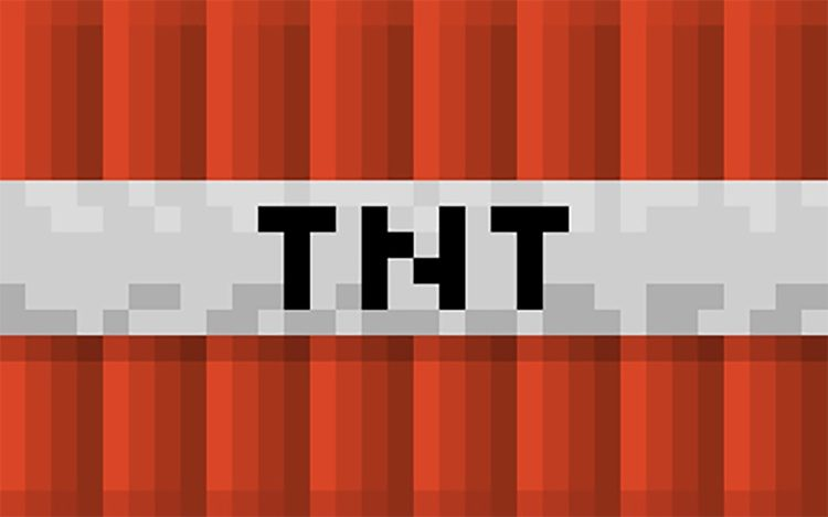 TNT Mod for Minecraft Logo
