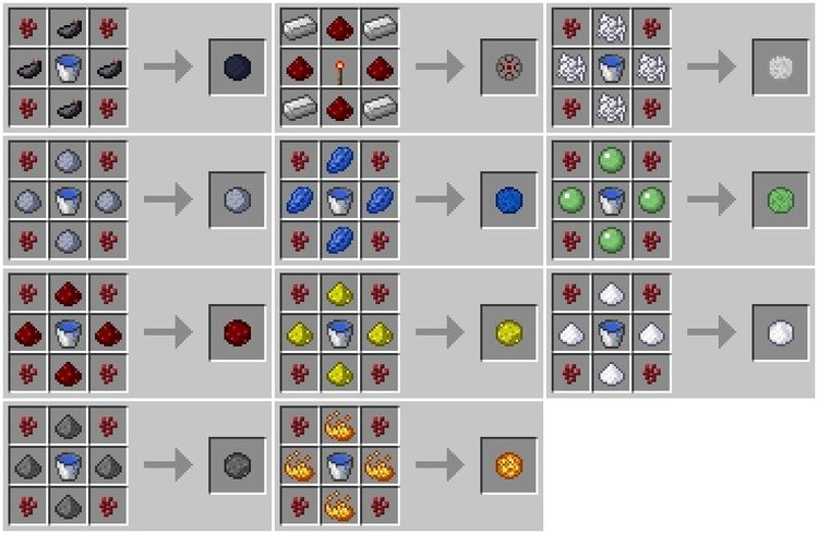 Tool Upgrades Mod for Minecraft 1