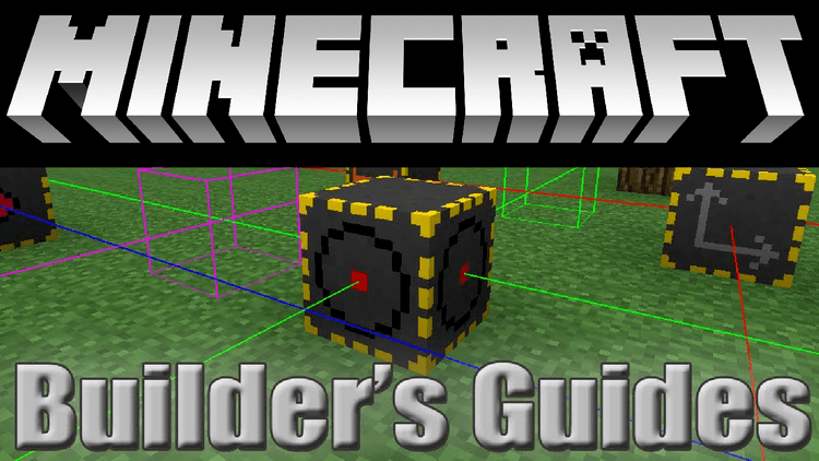 builders guide mod for minecraft logo