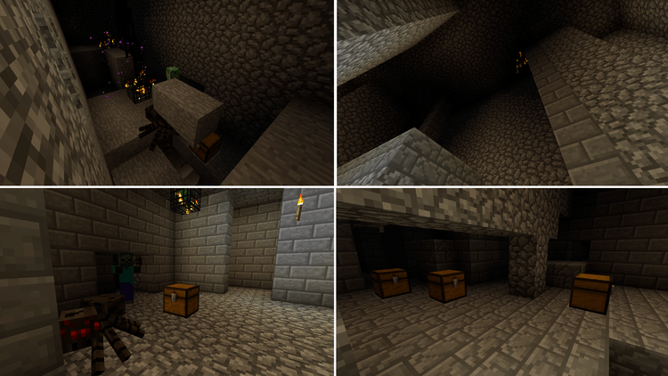 doomlike dungeons mod for minecraft 01