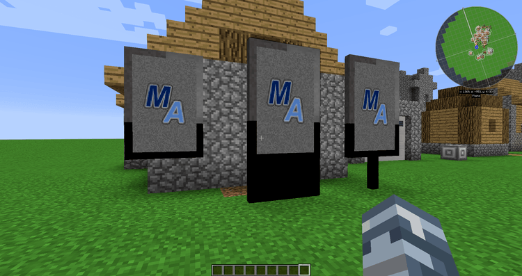 malisis advert mod for minecraft 01