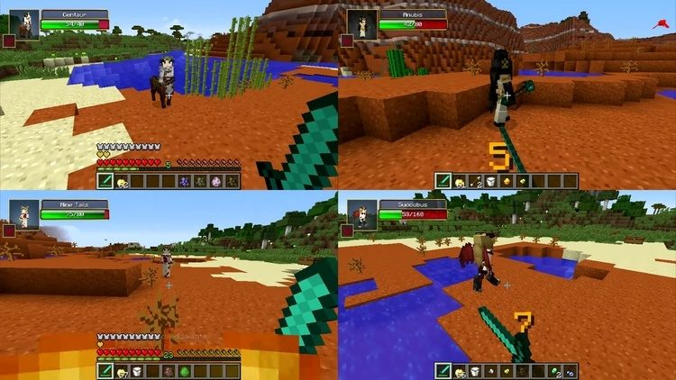 Grimoire of Gaia 3 mod for minecraft 2