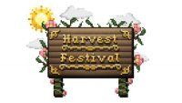 Harvest Festival Mod for minecraft Logo