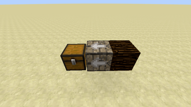 Structured Crafting mod for minecraft 01