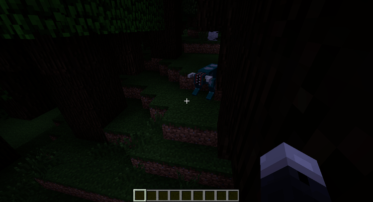 nightmares creatures mod for minecraft 01