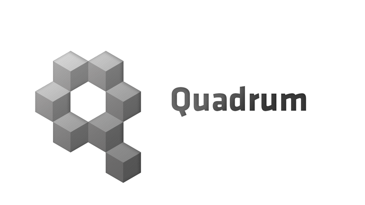 quadrum mod for minecraft logo