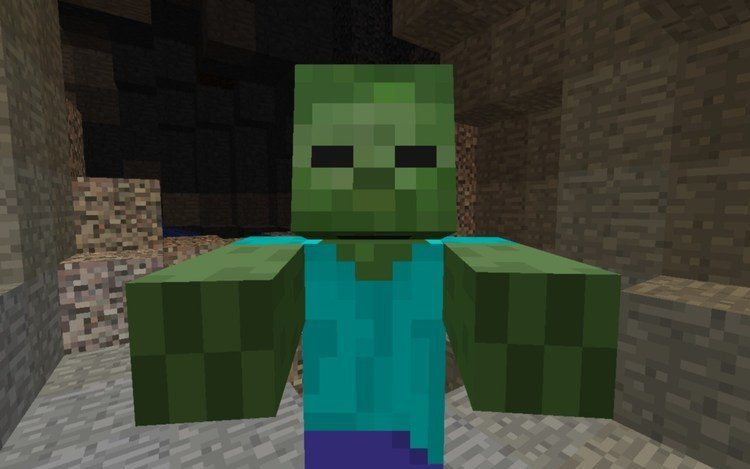 zombie awareness mod for minecraft 01
