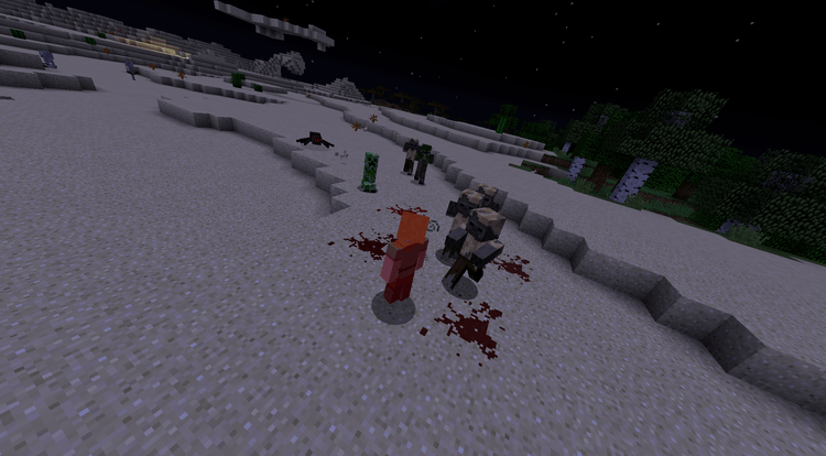 zombie awareness mod for minecraft 04