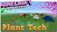 PlantTech Mod for minecraft logo