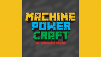Machine power craft mod for minecraft logo