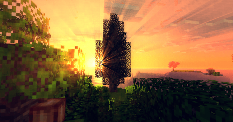 Ancient Trees L mod for minecraft 12