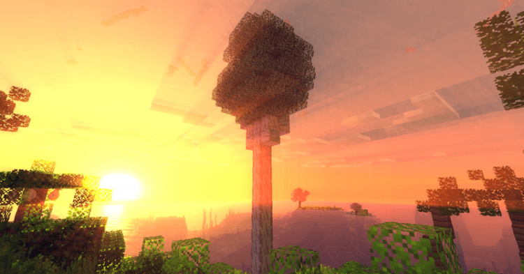Ancient Trees L mod for minecraft 13