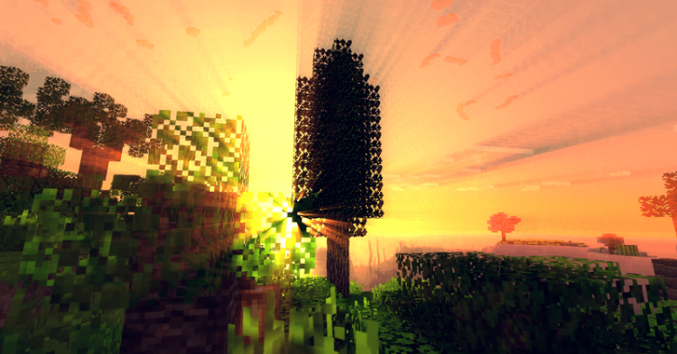 Ancient Trees L mod for minecraft 7