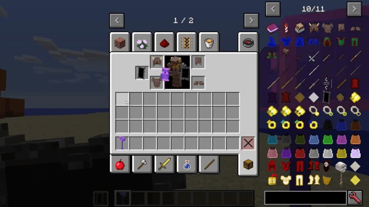 Class Armor Mod for minecraft 2