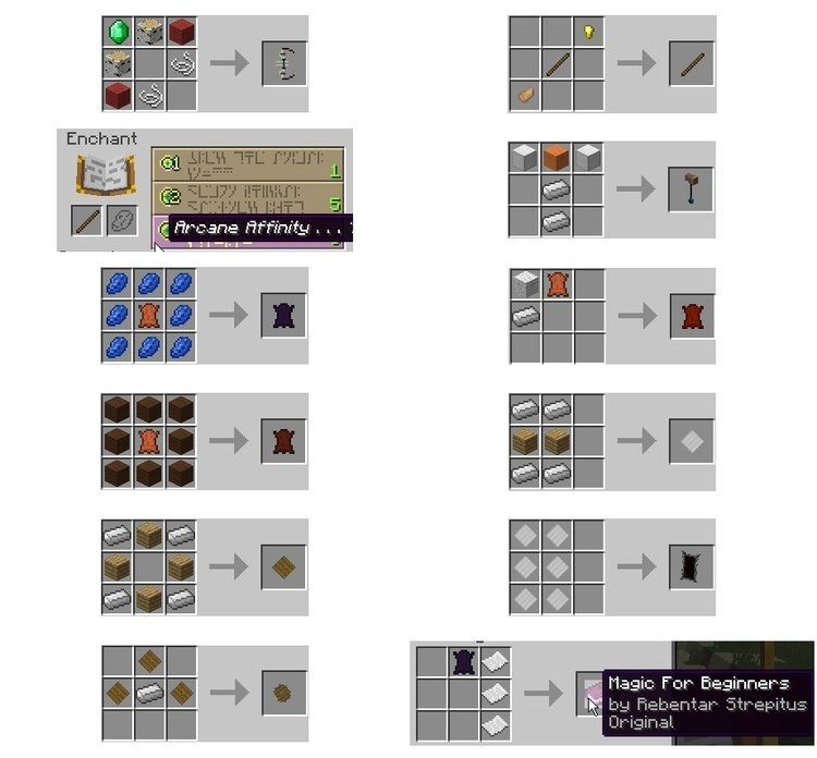 Class Armor Mod for minecraft 5