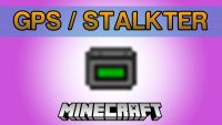 GPS Mod Stalker Mod for Minecraft lOGO