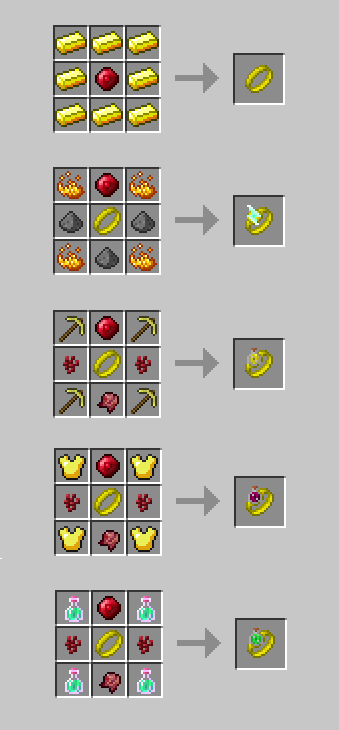 Gem Craft Mod for Minecraft 11