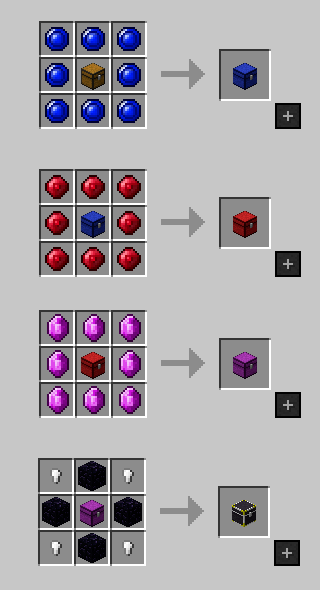 Gem Craft Mod for Minecraft 8