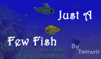 Just a Few Fish Mod for minecraft Logo