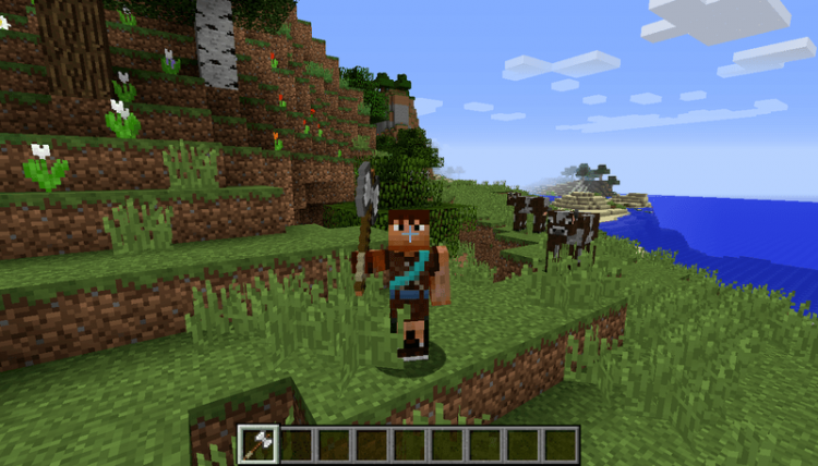 Reforged mod for minecraft 1