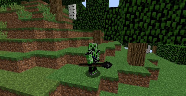 Reforged mod for minecraft 2