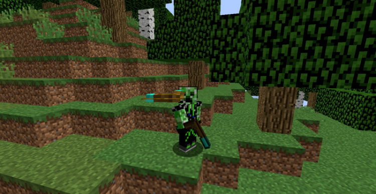Reforged mod for minecraft 3