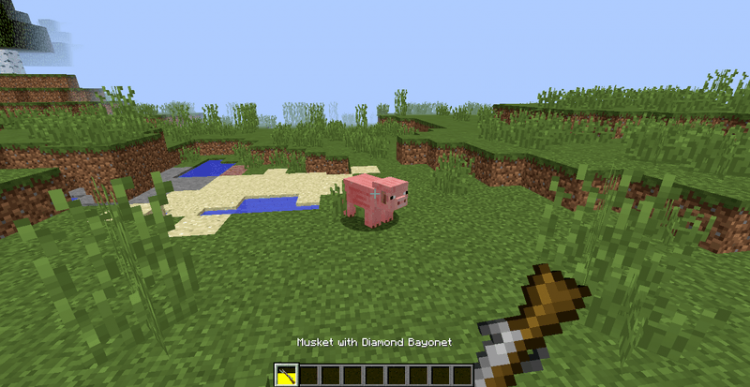 Reforged mod for minecraft 4