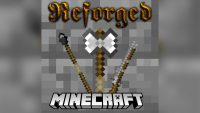 Reforged mod for minecraft logo