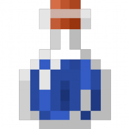 Thirsty Bottle Mod for minecraft 1