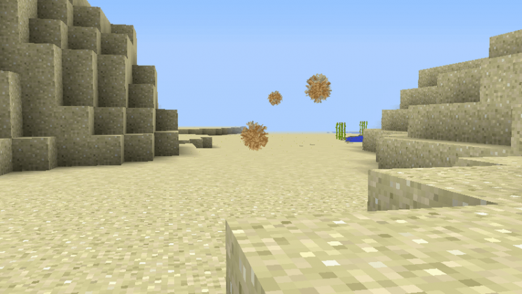 Tumbleweed mod for minecraft 1