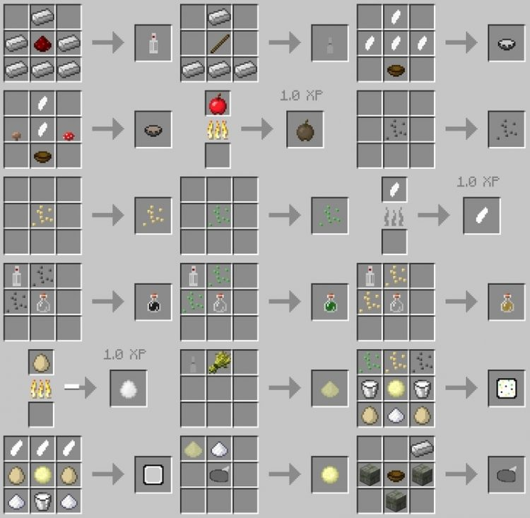 food overhaul mod for minecraft 4