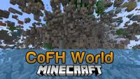 CoFH World Mod for Minecraft Logo