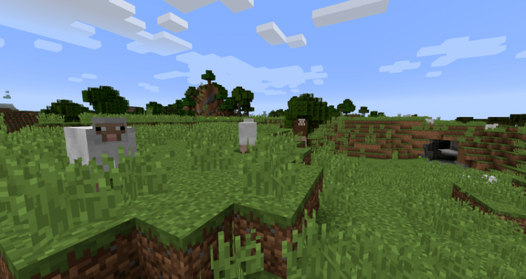 Hungry Animal mod for minecraft 01