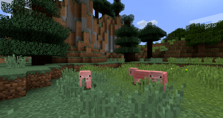 Hungry Animal mod for minecraft 02