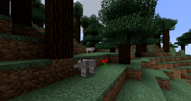 Hungry Animal mod for minecraft 03