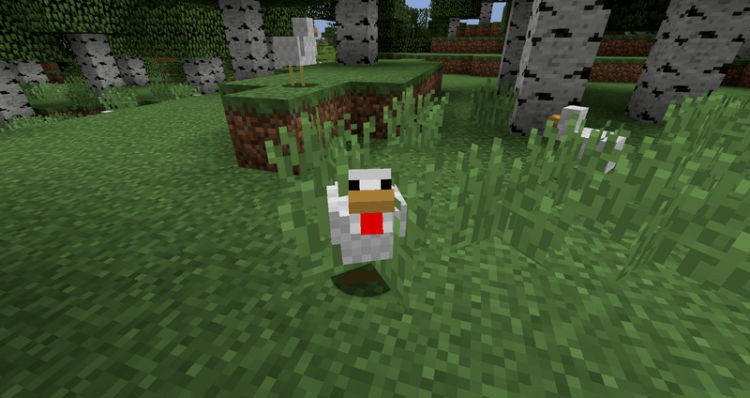 Hungry Animal mod for minecraft 05