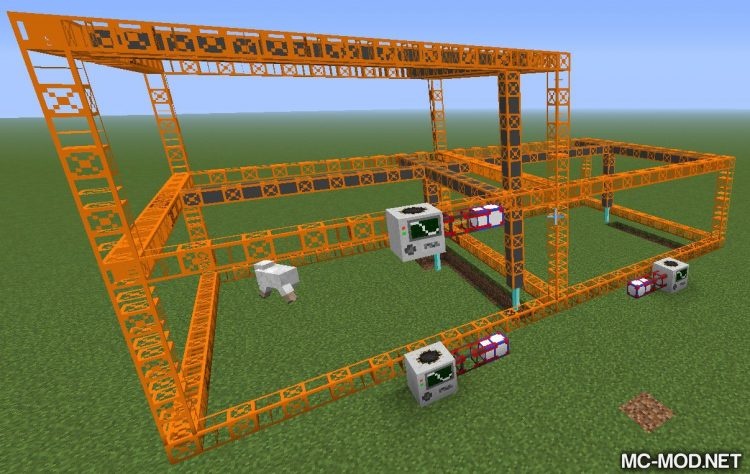 Buildcraft Builders mod for minecraft 03