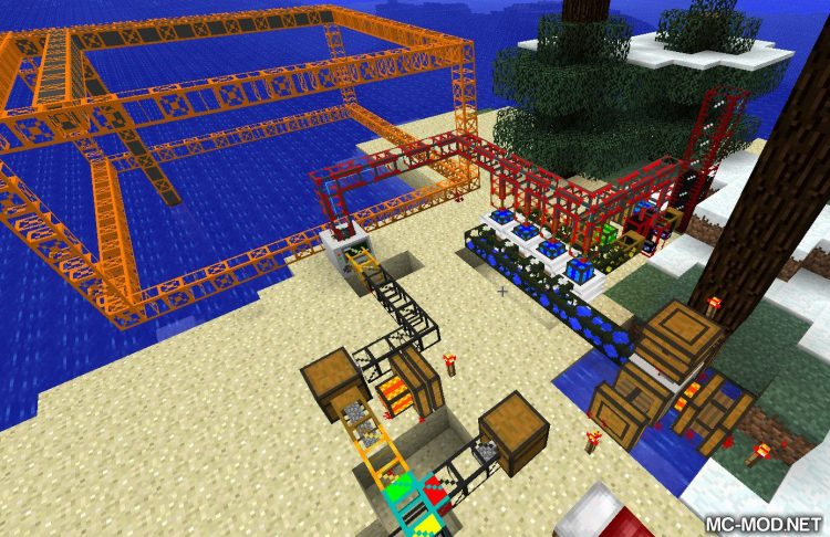 Buildcraft Robotics mod for minecraft 02