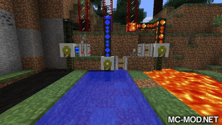 Buildcraft Silicon mod for minecraft 01