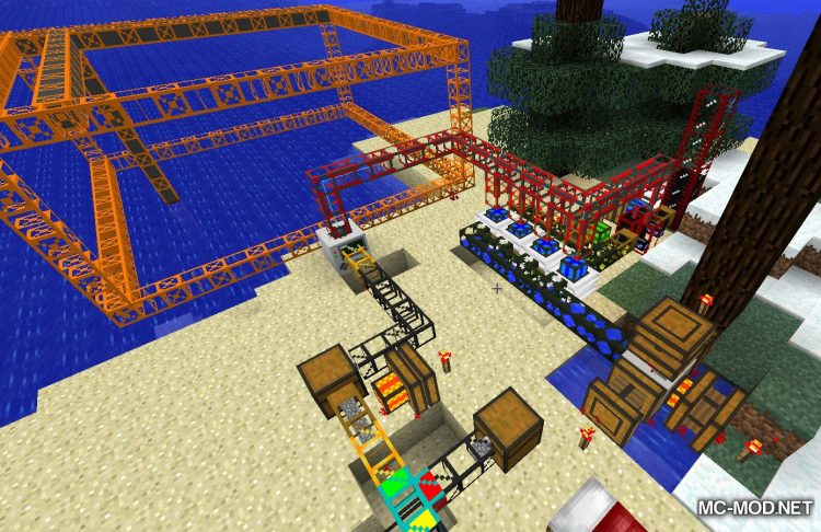 Buildcraft Transport mod for minecraft 02