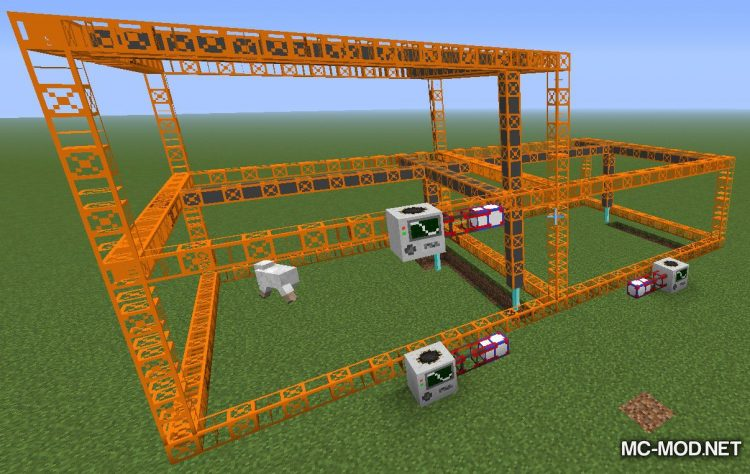 Buildcraft Transport mod for minecraft 03
