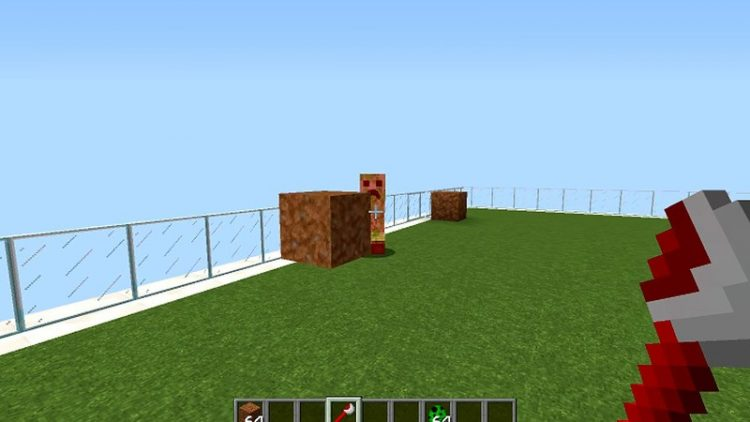 Dirt Flinger mod for minecraft 06