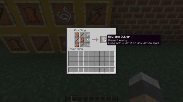 FF Quiver Mod for minecraft 02